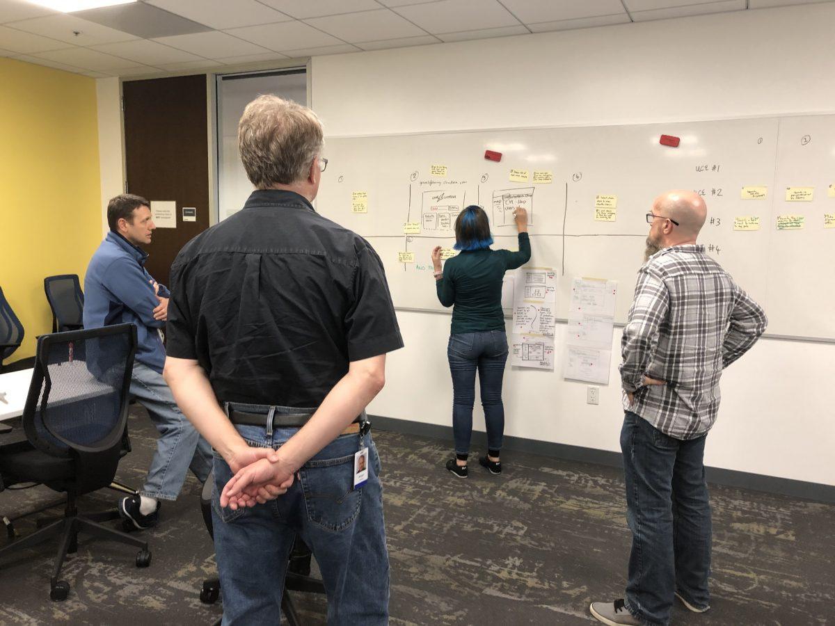 Design Sprint - Storyboarding